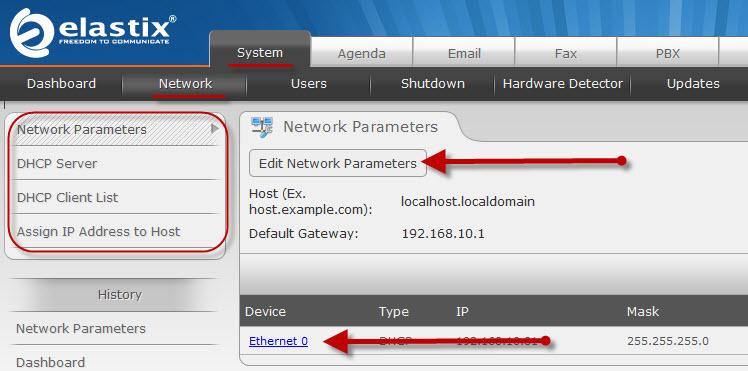 На вкладке ethernet в позиции mac - адрес устройства необходимо указать сетевой адаптер